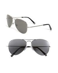 Gafas de sol en negro y dorado de MICHAEL Michael Kors