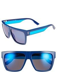 Gafas de sol en turquesa de McQ