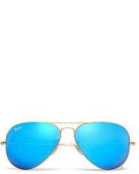 Gafas de sol en turquesa de Ray-Ban