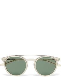 Gafas de sol en verde menta de Barton Perreira