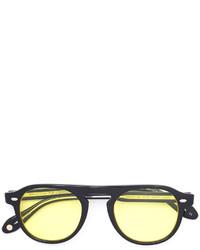 Gafas de sol en verde menta de Garrett Leight