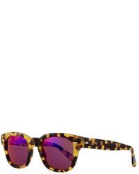 Gafas de sol en violeta de Gucci