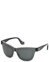 Gafas de sol grises de Balenciaga