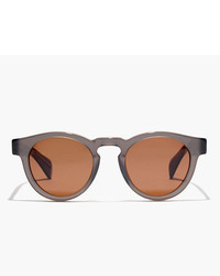 Gafas de sol grises de J.Crew