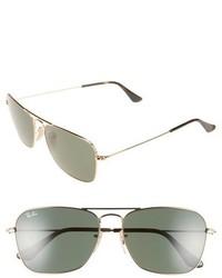 Gafas de sol grises de Ray-Ban