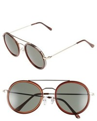 Gafas de sol grises de Topman