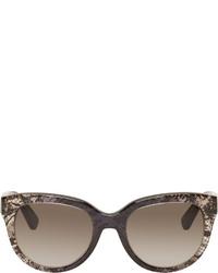 Gafas de sol grises de Valentino