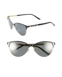 Gafas de sol grises de Versace