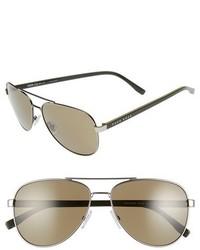 Gafas de sol marrón claro de BOSS