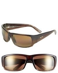 Gafas de Sol Marrón Claro de Maui Jim