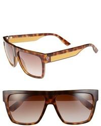 Gafas de sol marrón claro de McQ