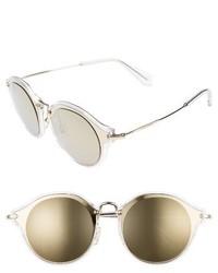 Gafas de sol marrón claro de Miu Miu
