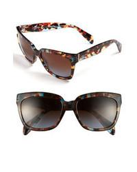 Gafas de Sol Marrón Oscuro de Prada