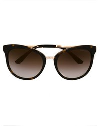 Gafas de Sol Marrón Oscuro de Tom Ford