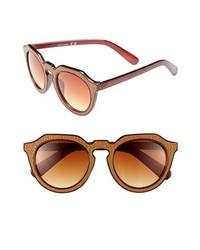 Gafas de sol marrónes de A.J. Morgan