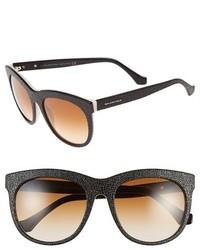 Gafas de sol marrónes de Balenciaga