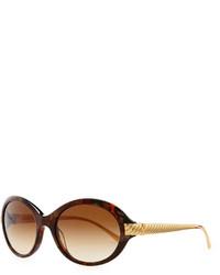Gafas de sol marrónes de David Yurman