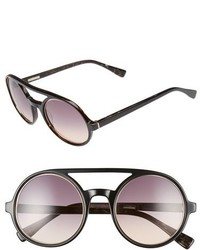 Gafas de sol marrónes de Derek Lam