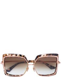 Gafas de sol marrónes de Dita Eyewear