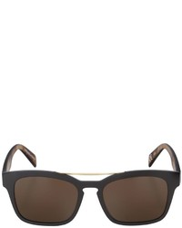Gafas de sol marrónes de Italia Independent