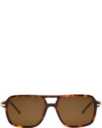 Gafas de sol marrónes de Loewe