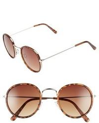 Gafas de sol marrónes de Topman