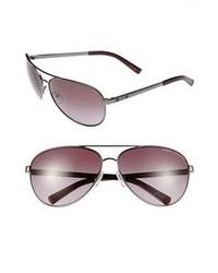 Gafas de sol morado de AX Armani Exchange