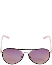 Gafas de Sol Morado de Linda Farrow