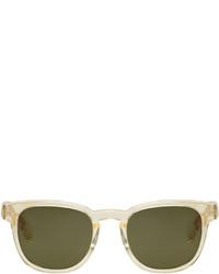 Gafas de sol mostaza de Paul Smith
