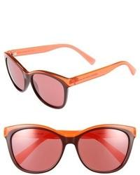 Gafas de sol naranjas de Marc by Marc Jacobs