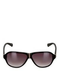 Gafas de sol negras de Balmain