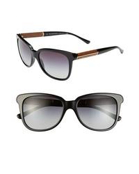 Gafas de Sol Negras de Burberry