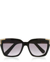 Gafas de sol negras de Chloé