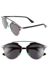 Gafas de Sol Negras de Christian Dior