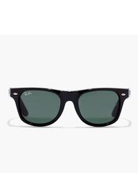 Gafas de sol negras de J.Crew