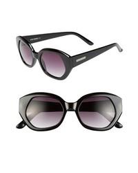 Gafas de sol negras de Steve Madden
