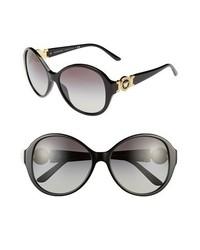 Gafas de sol negras de Versace