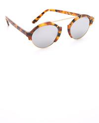 Gafas de sol plateadas de Illesteva