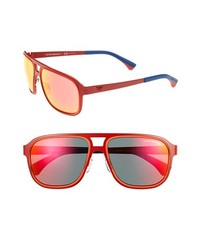 Gafas de Sol Rojas de Emporio Armani