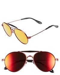 Gafas de Sol Rojas de Givenchy