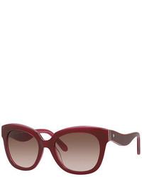 Gafas de sol rojas de Kate Spade