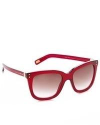 Gafas de sol rojas de Marc Jacobs