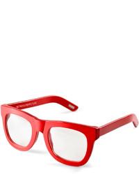 Gafas de sol rojas de RetroSuperFuture