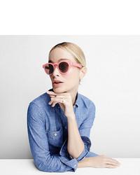 Gafas de sol rosa de J.Crew