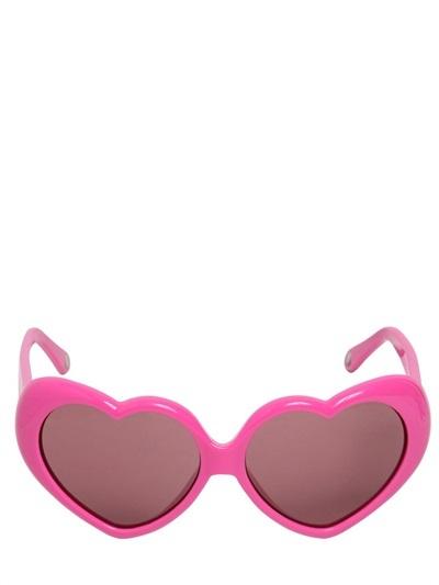 Gafas de sol rosa de Moschino