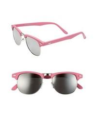 Gafas de sol rosa de Steve Madden