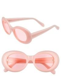Gafas de sol rosadas de Acne Studios