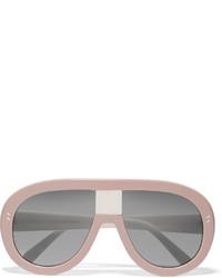 Gafas de sol rosadas de Stella McCartney
