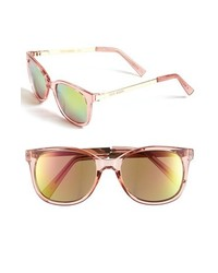 Gafas de sol rosadas de Steve Madden