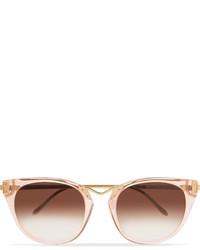 Gafas de sol rosadas de Thierry Lasry